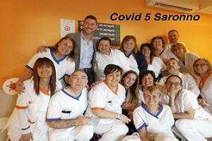 Rossella Narciso - Covid 5 Saronno
