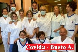 Antonella Palmiere - COVID 2 Busto Arsizio
