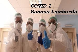 Ricco Domizio - COVID 1 Somma Lombardo