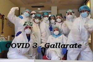 Stefania Zardini - COVID 3 Gallarate